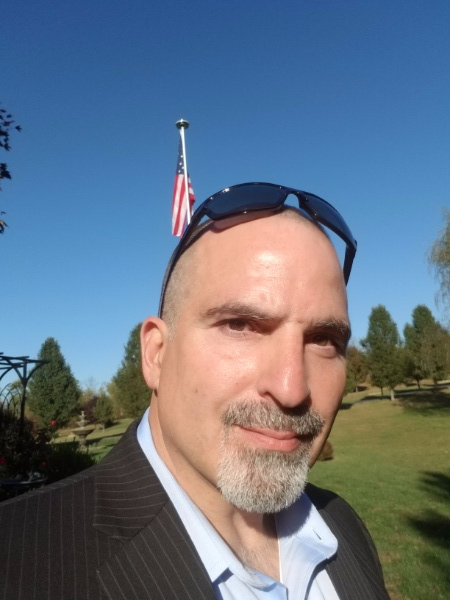 Blog Author - Eduardo Blanco, CISSP