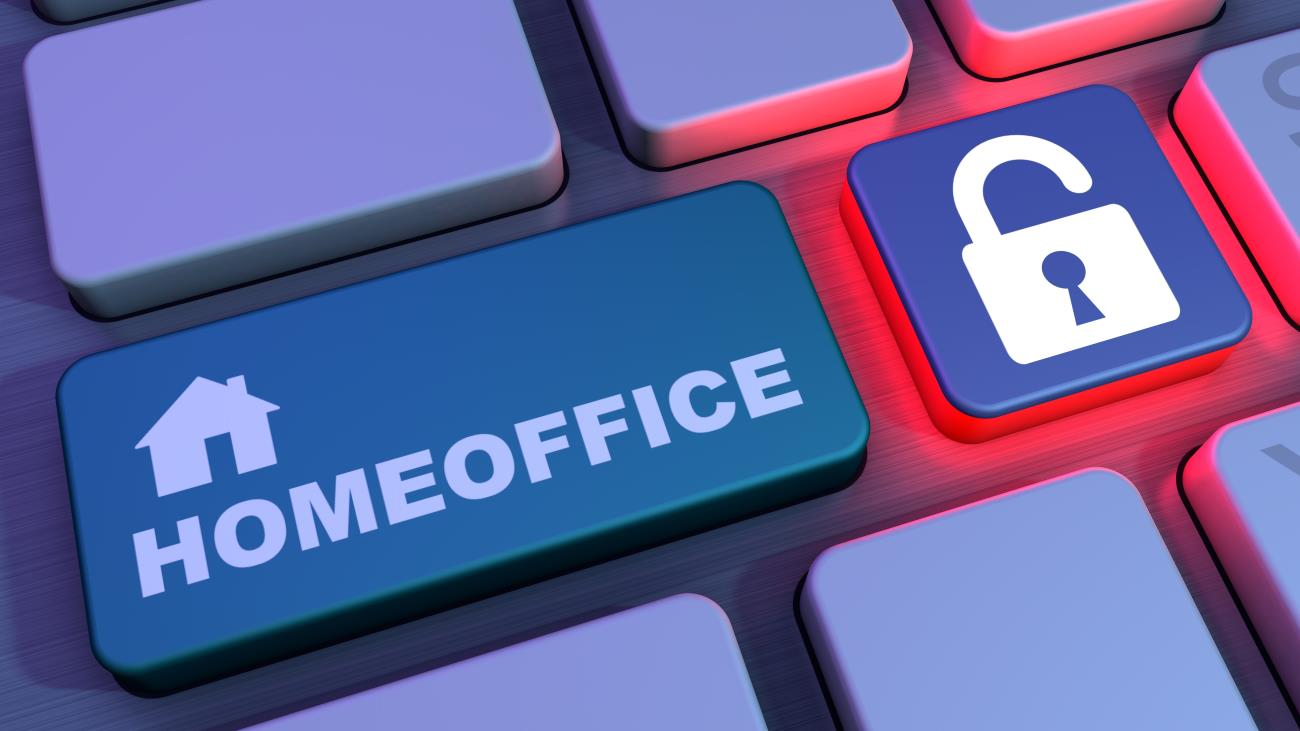Working From Home Network Security Considerations